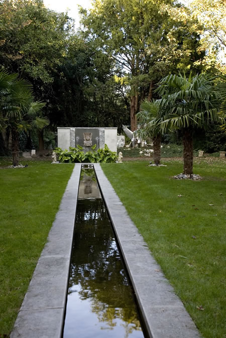 Image Result For Garden Water Feature Designs